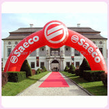 16' Wide Inflatable Advertising/Race Arch - Inflatable Fun Warehouse