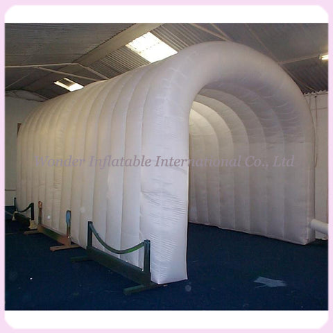 16'Lx10'Wx10'H Inflatable Arched Tunnel - Inflatable Fun Warehouse