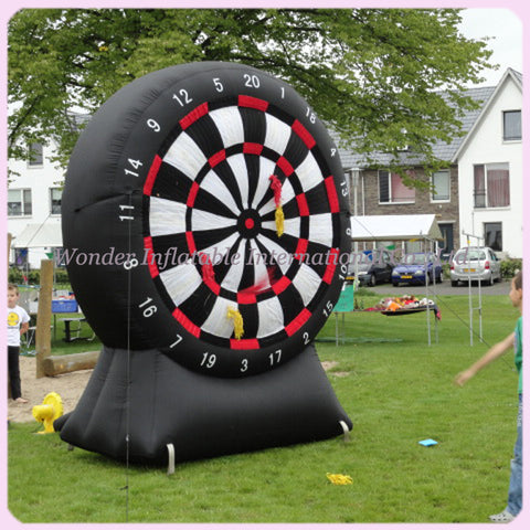 7' Inflatable Dart Board Game - Inflatable Fun Warehouse
