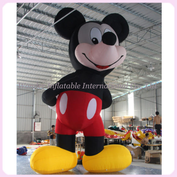 Giant Inflatable Mickey Mouse (Free Shipping)