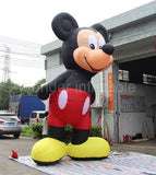 20' Giant Inflatable Mickey Mouse - Inflatable Fun Warehouse