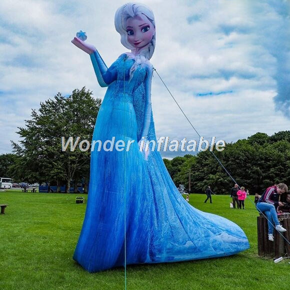 Inflatable Elsa Decoration