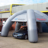 10' Diameter Inflatable Archway/Spider Dome - Inflatable Fun Warehouse