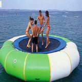 10' Diameter Inflatable Water Trampoline - Inflatable Fun Warehouse