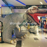 10'H Inflatable Dinosaur - Inflatable Fun Warehouse