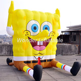 16' Inflatable Spongebob Squarepants - Inflatable Fun Warehouse