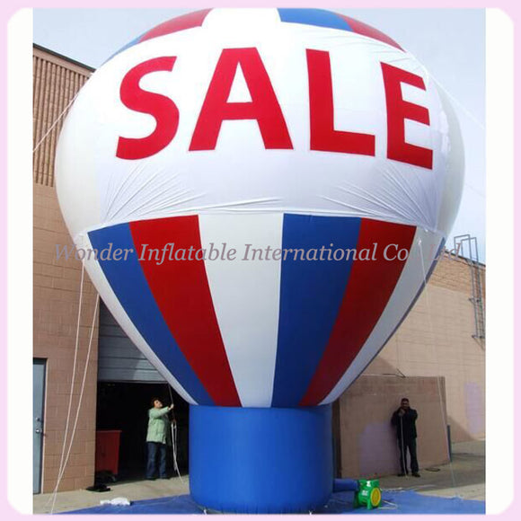Giant Inflatable Hot Air Balloon (Free Shipping) - Inflatable Fun Warehouse