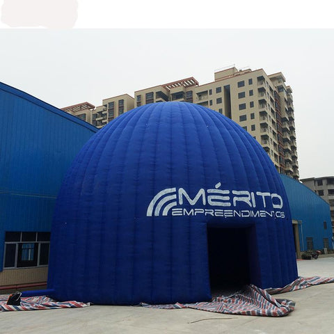40' Diameter Giant Inflatable Dome - Inflatable Fun Warehouse