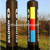 8' Inflatable Advertising Pillars With LED Lighting (Pair) - Inflatable Fun Warehouse