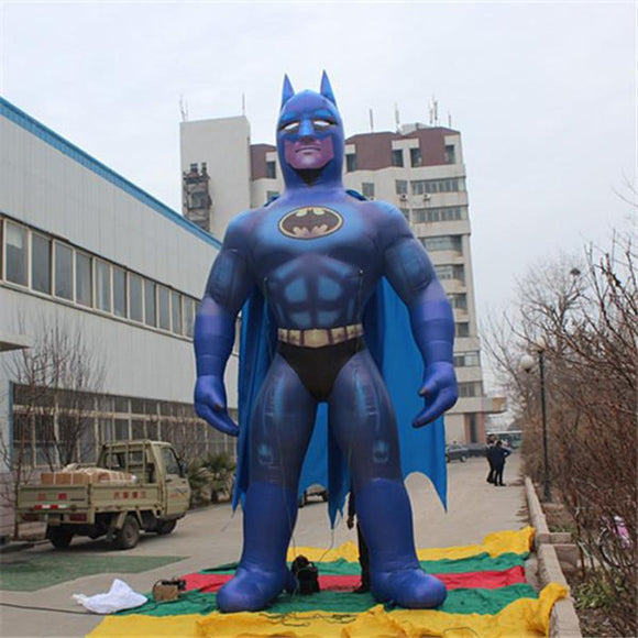 16'H Inflatable Batman - Inflatable Fun Warehouse