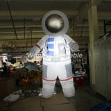 10' Or 16' Inflatable Astronaut With LED Lighting For Advertising - Inflatable Fun Warehouse