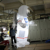 10'H Or 16'H Inflatable Astronaut With LED Lighting - Inflatable Fun Warehouse