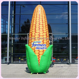 10' Or 20' Inflatable Corn For Advertising - Inflatable Fun Warehouse