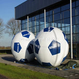 10'H Or 16'H Inflatable Soccer Ball - Inflatable Fun Warehouse