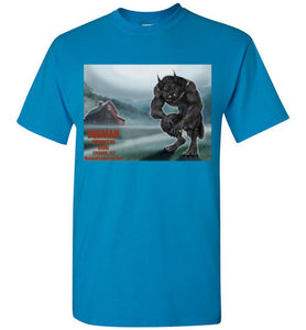 Men's Dogman Encounters Episode 137 Collection T-Shirt (design 2) - Dogman Encounters