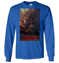 Men's Dogman Encounters Apex Collection Long Sleeve T-Shirt (design 2)