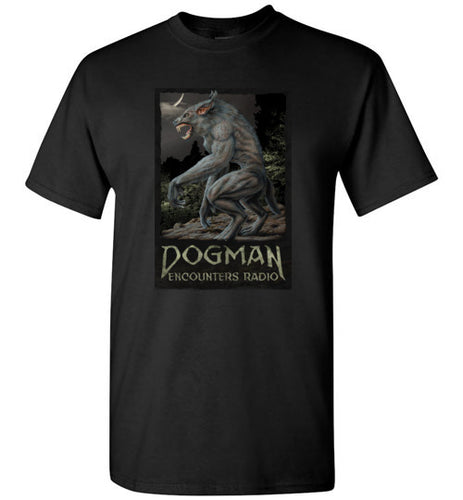 Men's Dogman Encounters Legends Collection T-Shirt (design 2)