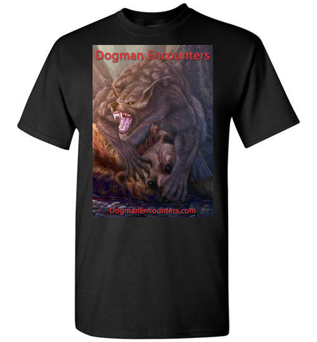 Men's Dogman Encounters Apex Collection T-Shirt - Dogman Encounters