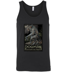 Mens Dogman Encounters Legends Collection Tank Top (design 2)