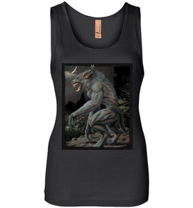 Women's Dogman Encounters Legends Collection Tank Top