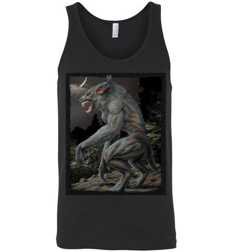 Mens Dogman Encounters Legends Collection Tank Top