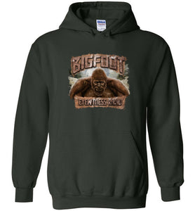 Bigfoot Eyewitness High Sierra Collection Hooded Sweatshirt
