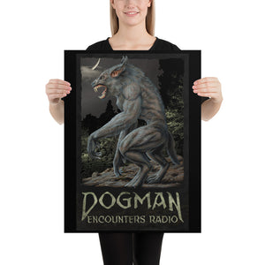 Dogman Encounters Legends Collection Poster
