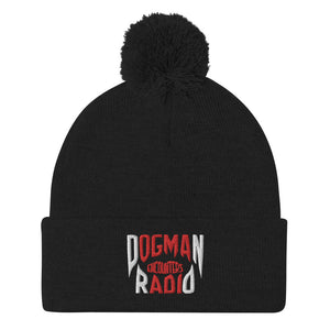 Dogman Encounters Beanie Knit Hat