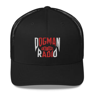 Dogman Encounters Mesh Back Trucker Cap