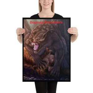 Dogman Encounters Apex Collection Poster