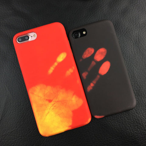 Thermal Changing Color Case / IPhone