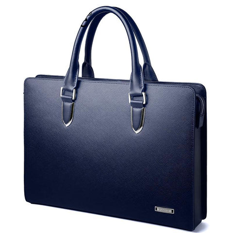 Business Multipurpose Leather Bag