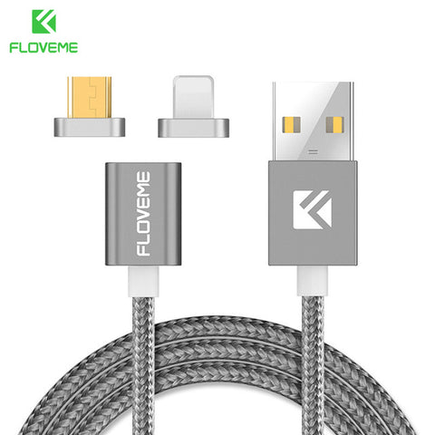 2 in 1 Magnetic Fast Charge Cable