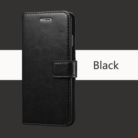 Leather Wallet Case / Xiaomi
