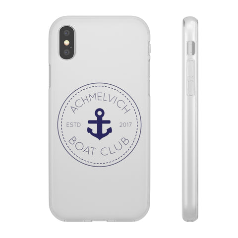 Phone Case: Achmelvich Boat Club