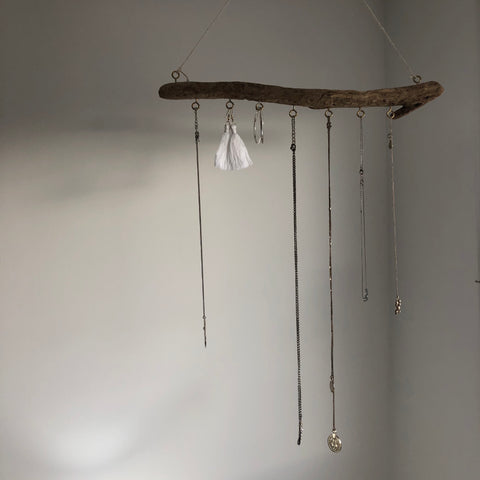 Achmelvich Driftwood Jewellery Hanger