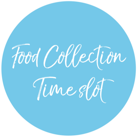 Food Collection Time Slot