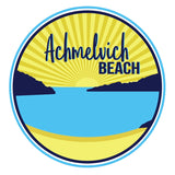 Achmelvich Beach Stickers