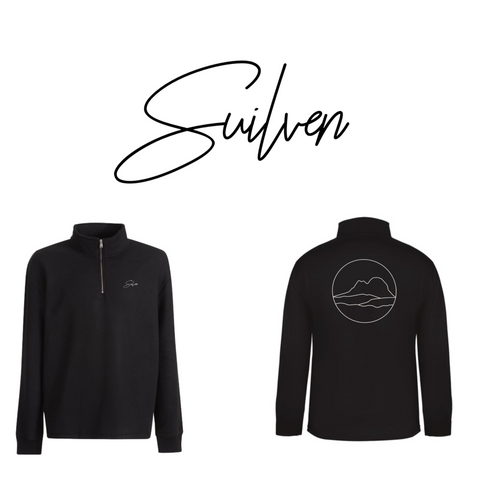 Winter Collection: Sweatshirts & Half Zips