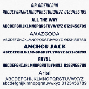 US DOT, MC, GVW & CA Number Decal Sticker (Set of 2)