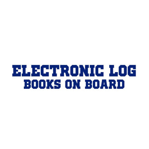electronic log books on board