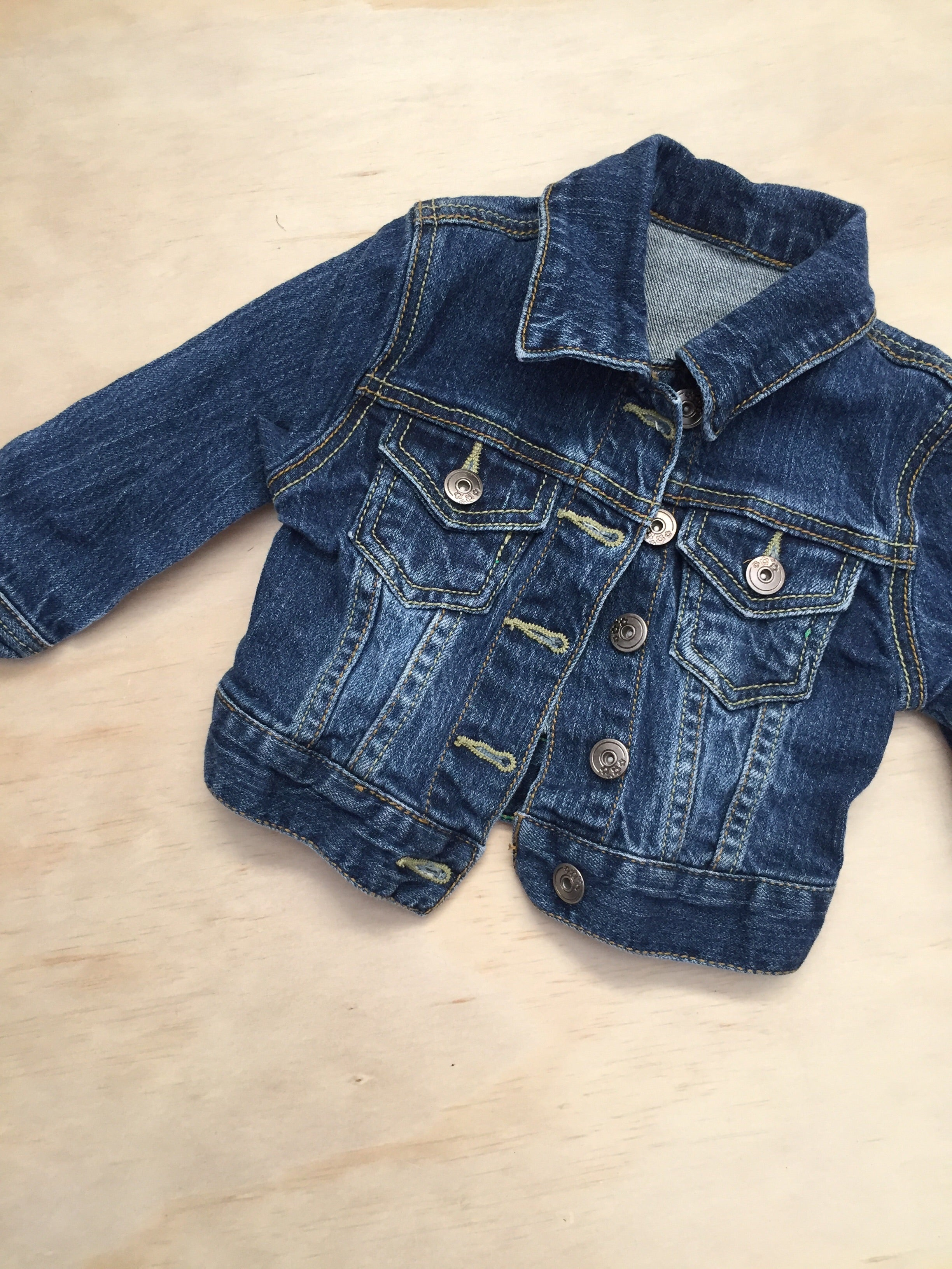 Denim Jacket — Size 1