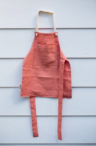 The Apron — Terracotta