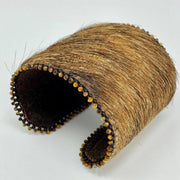 Tigers Eye Fur Cuff