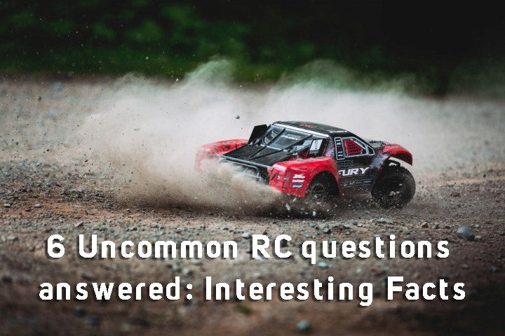 6 Uncommon RC questions answered: Interesting Facts