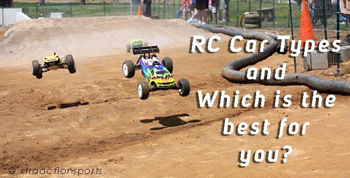 Introduction: Types of RC Cars and Which is the best for you?