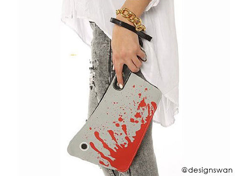 Bloody Butcher Purse - Best Halloween props to frighten your guests