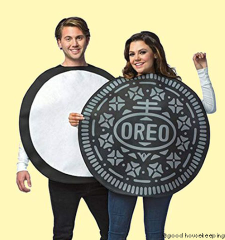 Halloween Couple Costumes