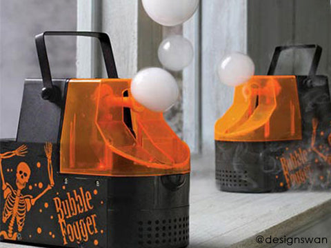 Bubble Fogger Machine - Best Halloween Props to frighten your guests