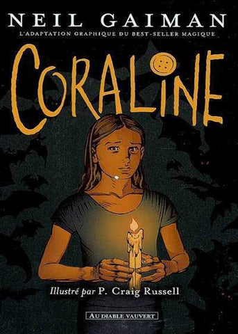 Coraline by Bloomsbury and Harper Collins - Halloween Movies